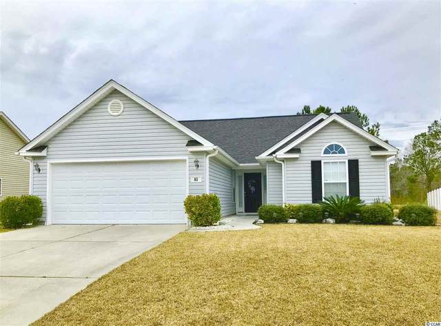 83 Bonnie Bridge Circle, Myrtle Beach, SC 29579 (MLS #2004640) :: Coldwell Banker Sea Coast Advantage