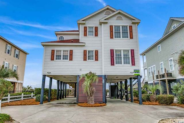 1049 S Waccamaw Dr., Garden City Beach, SC 29576 (MLS #2004646) :: The Homes & Valor Team