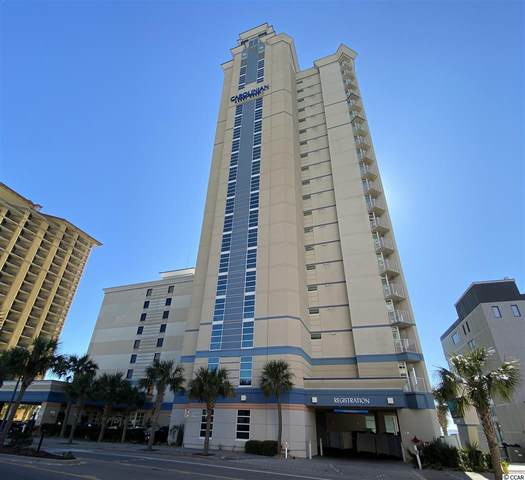 2504 N Ocean Blvd. #1235, Myrtle Beach, SC 29577 (MLS #2004656) :: The Homes & Valor Team