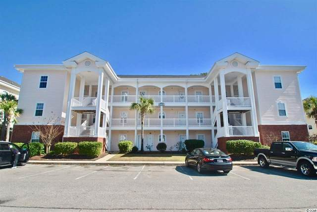 4141 Hibiscus Dr. #103, Little River, SC 29566 (MLS #2004658) :: The Greg Sisson Team with RE/MAX First Choice