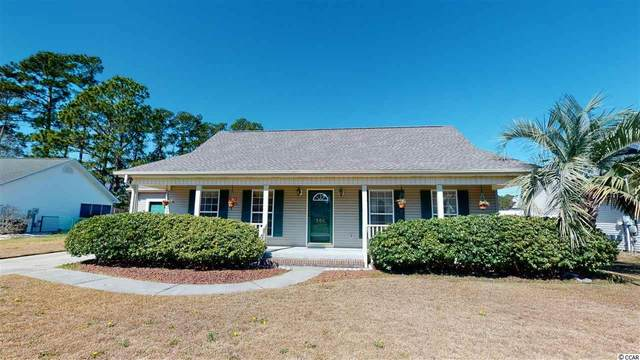 306 Worthington Circle, Myrtle Beach, SC 29588 (MLS #2004679) :: Hawkeye Realty