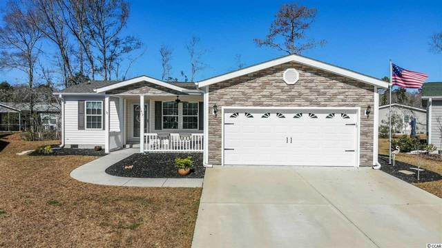 1417 Autumn Creek Ct., Conway, SC 29526 (MLS #2004680) :: Hawkeye Realty