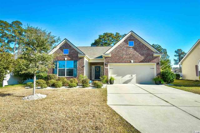 301 Deer Path Dr., Murrells Inlet, SC 29576 (MLS #2004689) :: Hawkeye Realty