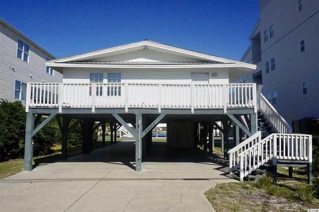 3705 N Ocean Blvd., North Myrtle Beach, SC 29582 (MLS #2004694) :: The Homes & Valor Team