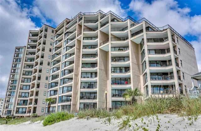 1690 N Waccamaw Dr. #1208, Murrells Inlet, SC 29576 (MLS #2004697) :: The Homes & Valor Team