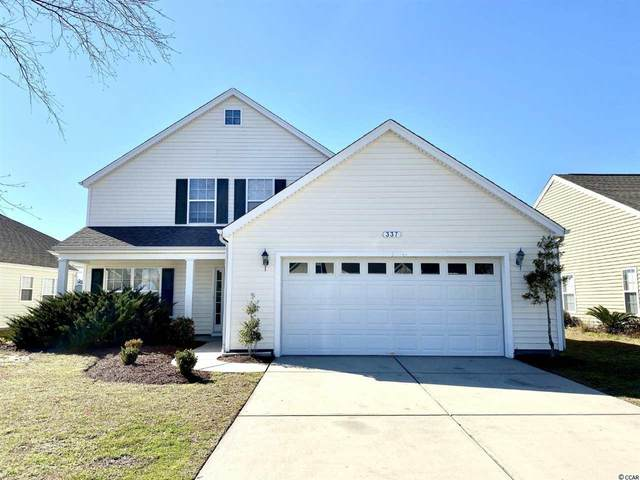 337 Carolina Farms Blvd., Myrtle Beach, SC 29579 (MLS #2004709) :: The Homes & Valor Team
