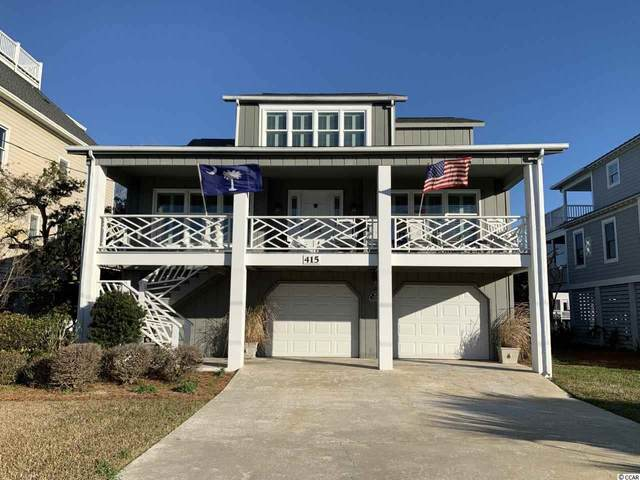 415 Sportsman Dr., Pawleys Island, SC 29585 (MLS #2004712) :: The Litchfield Company