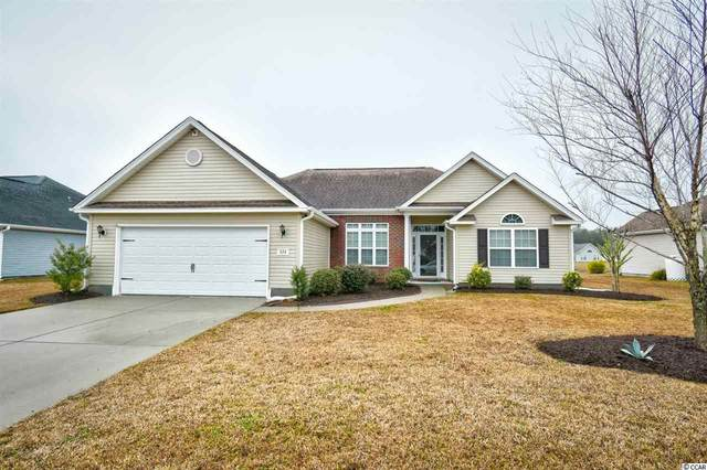 424 Vintage Circle, Myrtle Beach, SC 29579 (MLS #2004714) :: The Homes & Valor Team