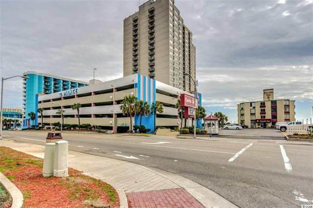 1605 S Ocean Blvd. #106, Myrtle Beach, SC 29577 (MLS #2004720) :: The Homes & Valor Team