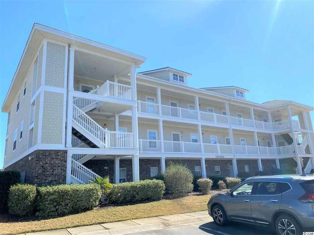 505 Wickham Dr. #1076, Myrtle Beach, SC 29579 (MLS #2004722) :: The Homes & Valor Team