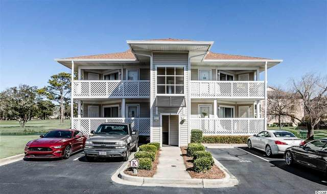 300 Shorehaven Dr. K-4, North Myrtle Beach, SC 29582 (MLS #2004727) :: Garden City Realty, Inc.