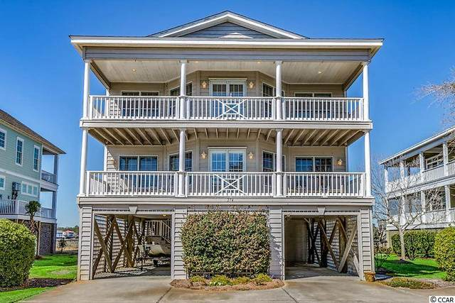 274 Inlet Point Dr., Pawleys Island, SC 29585 (MLS #2004734) :: The Lachicotte Company
