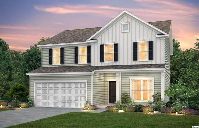 4908 Sandlewood Dr., Myrtle Beach, SC 29579 (MLS #2004745) :: Jerry Pinkas Real Estate Experts, Inc