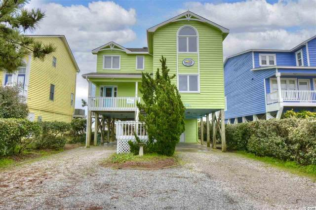 581 W Ocean Blvd., Holden Beach, NC 28462 (MLS #2004848) :: The Greg Sisson Team with RE/MAX First Choice