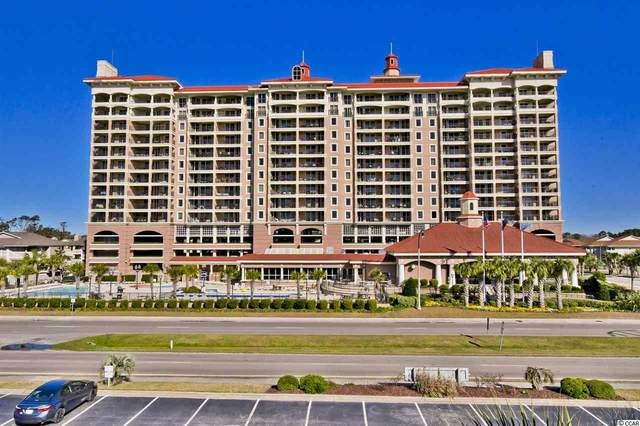 1819 N Ocean Blvd. #5020, North Myrtle Beach, SC 29582 (MLS #2004850) :: James W. Smith Real Estate Co.