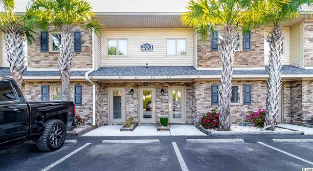 203 Double Eagle Dr. C1, Surfside Beach, SC 29575 (MLS #2004874) :: James W. Smith Real Estate Co.