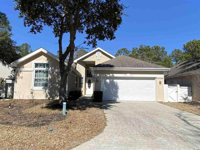 1202 Trisail Ln, North Myrtle Beach, SC 29582 (MLS #2004879) :: James W. Smith Real Estate Co.