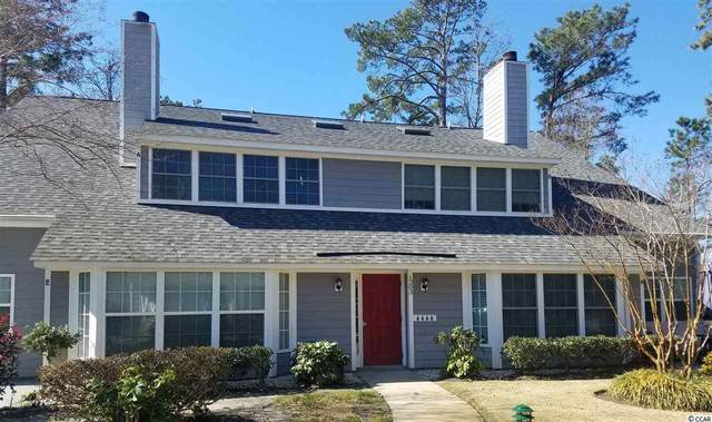 1203 Tiffany Ln. 3-A, Myrtle Beach, SC 29577 (MLS #2004884) :: The Lachicotte Company