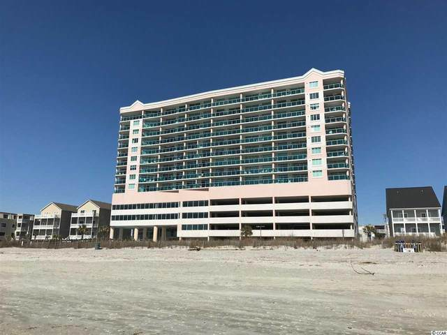 5700 N Ocean Blvd. #907, North Myrtle Beach, SC 29582 (MLS #2004916) :: The Litchfield Company