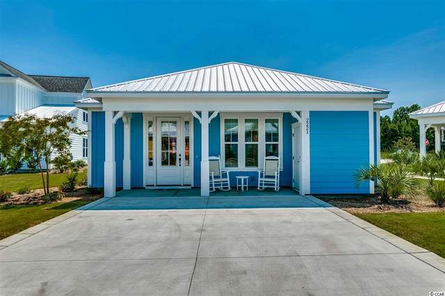 2221 Oak Creek Ct., North Myrtle Beach, SC 29582 (MLS #2004938) :: The Litchfield Company