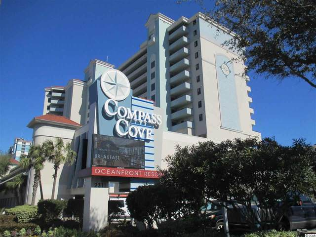 2311 S Ocean Blvd. #238, Myrtle Beach, SC 29577 (MLS #2004949) :: The Greg Sisson Team with RE/MAX First Choice