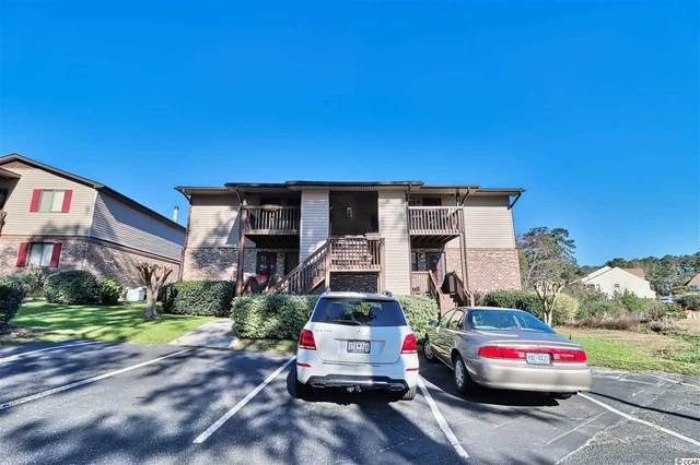305 Resort Dr. E-19, Myrtle Beach, SC 29588 (MLS #2004950) :: The Greg Sisson Team with RE/MAX First Choice