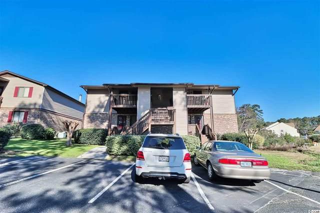 305 Resort Dr. E-19, Myrtle Beach, SC 29588 (MLS #2004950) :: Leonard, Call at Kingston