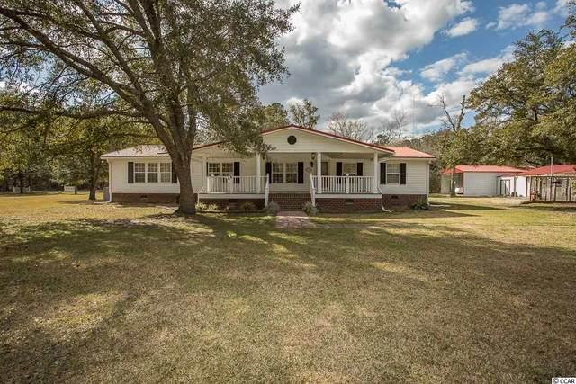 5005 Jackson Village Rd., Georgetown, SC 29440 (MLS #2004964) :: Hawkeye Realty