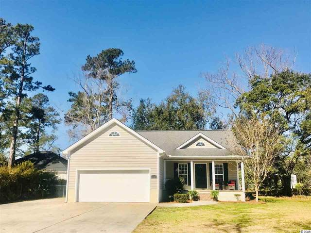 1720 Rice St., Georgetown, SC 29440 (MLS #2005030) :: The Litchfield Company