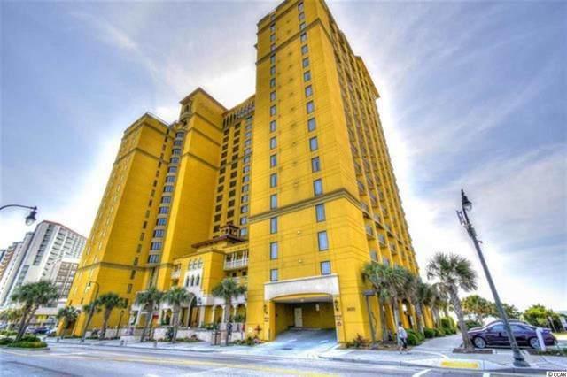 2600 N Ocean Blvd. #501, Myrtle Beach, SC 29577 (MLS #2005032) :: Jerry Pinkas Real Estate Experts, Inc