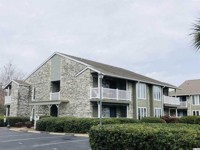 4707 Cobblestone Dr. G2, Myrtle Beach, SC 29577 (MLS #2005033) :: Jerry Pinkas Real Estate Experts, Inc