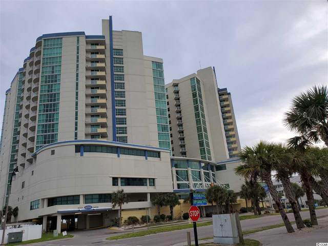 300 N Ocean Blvd. #624, North Myrtle Beach, SC 29582 (MLS #2005042) :: The Greg Sisson Team with RE/MAX First Choice