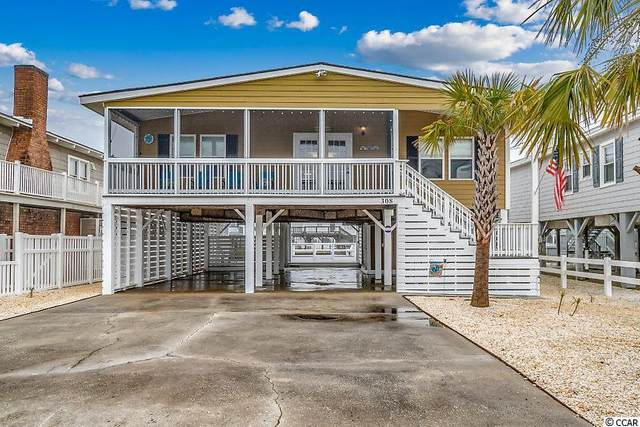 308 44th Ave. N, North Myrtle Beach, SC 29582 (MLS #2005055) :: Jerry Pinkas Real Estate Experts, Inc