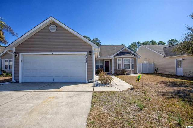 6060 Pantherwood Dr., Myrtle Beach, SC 29579 (MLS #2005057) :: The Trembley Group | Keller Williams