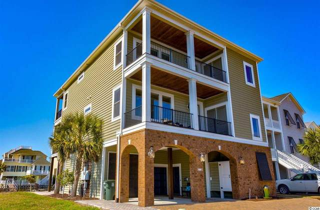 503 55th Ave. N, Cherry Grove, SC 29582 (MLS #2005078) :: The Trembley Group | Keller Williams