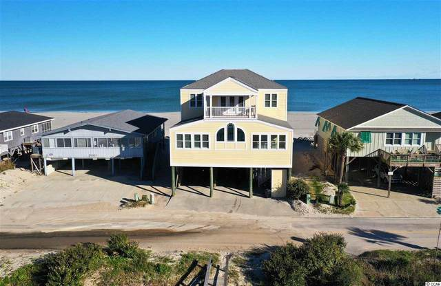 732 Springs Ave., Pawleys Island, SC 29585 (MLS #2005085) :: James W. Smith Real Estate Co.