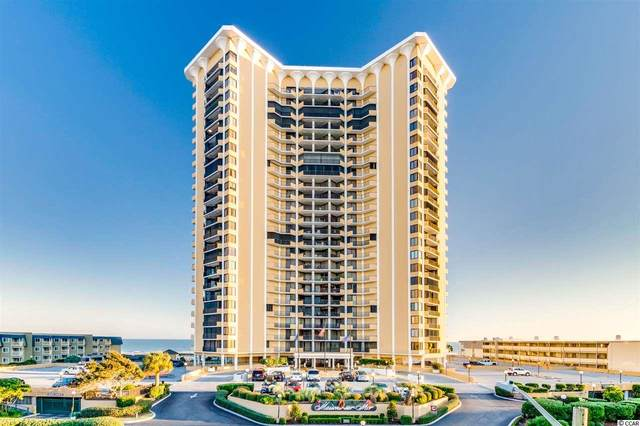 9650 Shore Dr. #908, Myrtle Beach, SC 29572 (MLS #2005098) :: Leonard, Call at Kingston