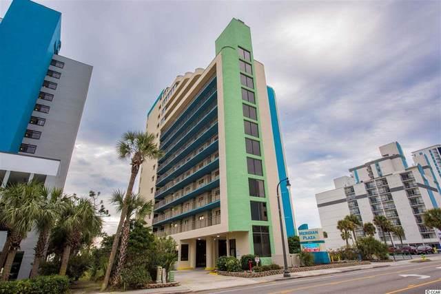 2310 N Ocean Blvd. #408, Myrtle Beach, SC 29577 (MLS #2005111) :: The Litchfield Company