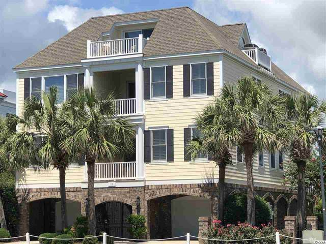 118 Sea Oats Circle, Pawleys Island, SC 29585 (MLS #2005114) :: The Litchfield Company