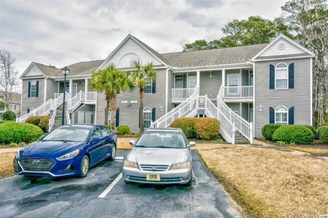 1129 Peace Pipe Pl. Unit 8-204, Myrtle Beach, SC 29579 (MLS #2005119) :: The Litchfield Company