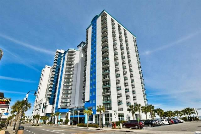 504 N Ocean Blvd. #1109, Myrtle Beach, SC 29577 (MLS #2005154) :: Jerry Pinkas Real Estate Experts, Inc