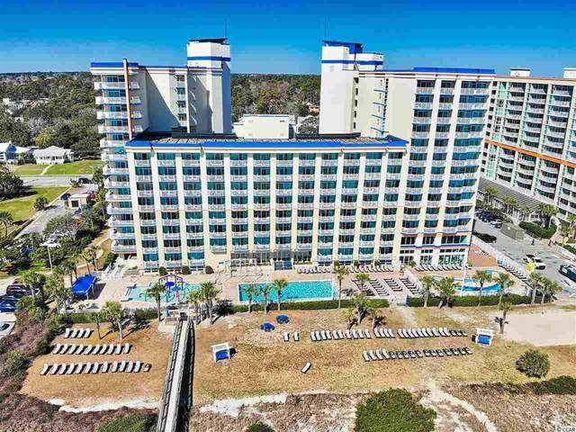 5200 North Ocean Blvd. #1154, Myrtle Beach, SC 29577 (MLS #2005173) :: Leonard, Call at Kingston