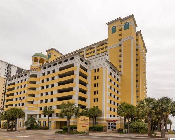2000 N Ocean Blvd. #1205, Myrtle Beach, SC 29577 (MLS #2005175) :: Garden City Realty, Inc.
