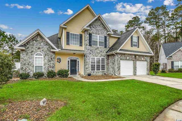 417 Capua Ct., Myrtle Beach, SC 29588 (MLS #2005186) :: Coastal Tides Realty