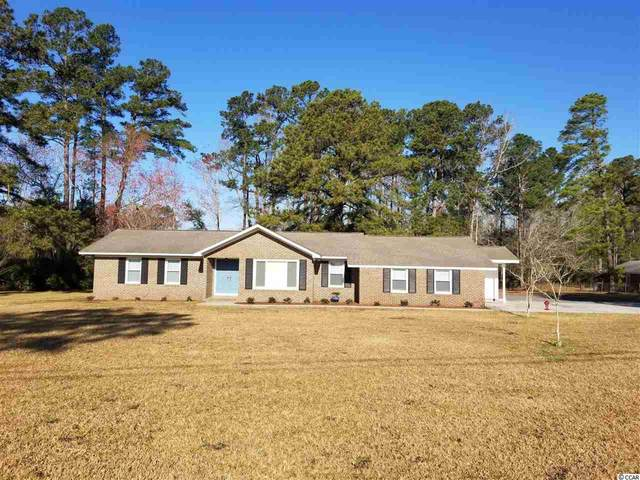 668 Harrelson Rd., Georgetown, SC 29440 (MLS #2005189) :: The Lachicotte Company
