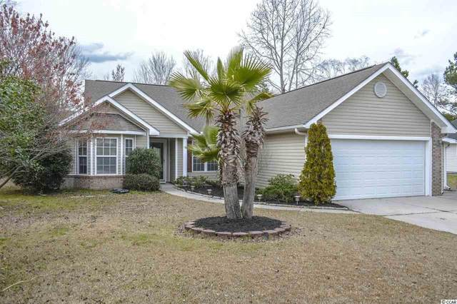 4094 Steeple Chase Dr., Myrtle Beach, SC 29588 (MLS #2005217) :: Jerry Pinkas Real Estate Experts, Inc