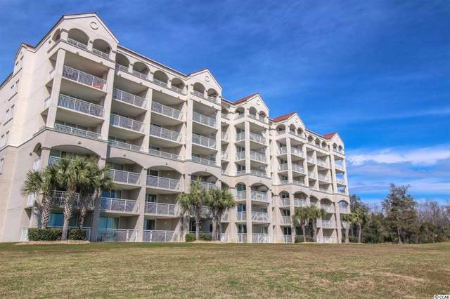 2151 Bridge View Ct. 3-202, North Myrtle Beach, SC 29582 (MLS #2005250) :: The Hoffman Group