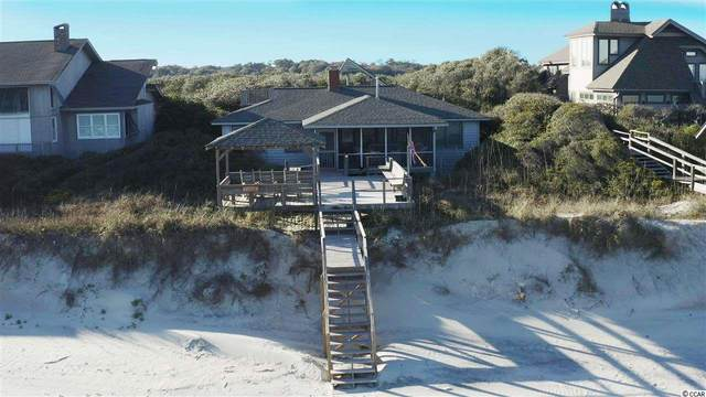 524 Myrtle Ave., Pawleys Island, SC 29585 (MLS #2005264) :: James W. Smith Real Estate Co.