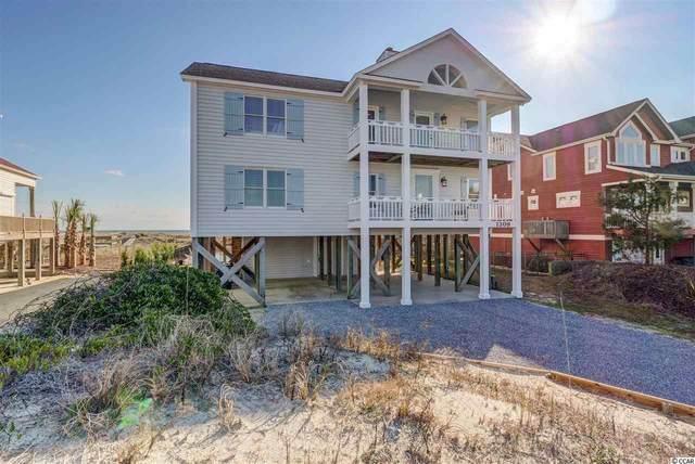 1309 Ocean Boulevard W, Holden Beach, NC 28462 (MLS #2005269) :: Coldwell Banker Sea Coast Advantage