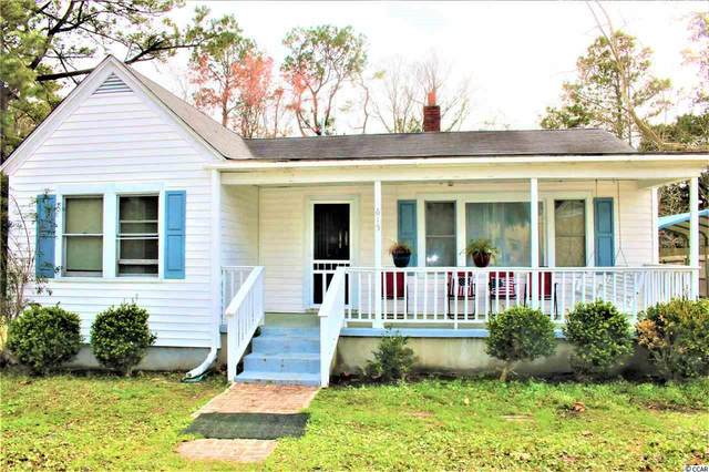 615 Williams St., Georgetown, SC 29440 (MLS #2005287) :: The Litchfield Company